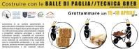 Costruire con le balle di PAGLIA – TECNICA GREB