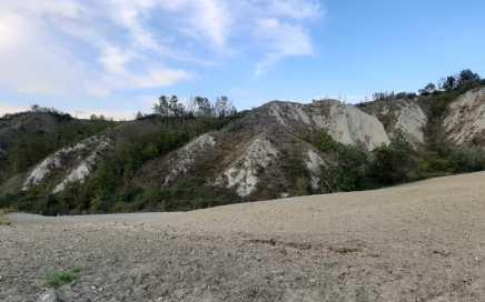 calanchi e argilla