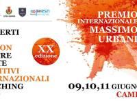 PREMIO INTERNAZIONALE MASSIMO URBANI 2016