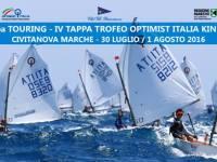 IV Tappa Trofeo Optimist Italia Kinder + Sport-COppa AICO Coppa Touring