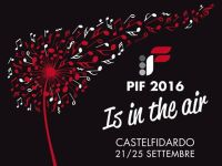 PIF2016 is in the air