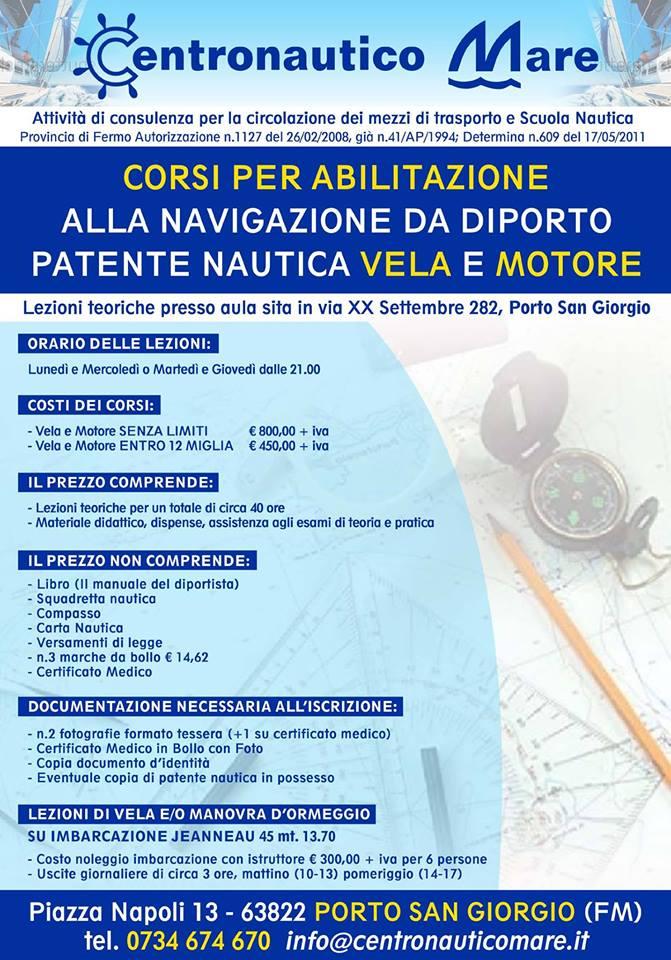 patenti nautiche