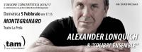 """ALEXANDER LONQUICH & """"COLIBRI ENSEMBLE"""""""