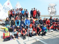"Regata ""Vele di Pasqua in Adriatico"" classe Optimist"