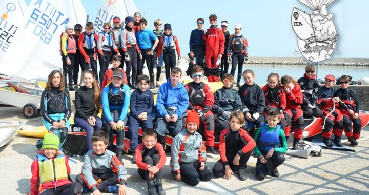 regata optimist