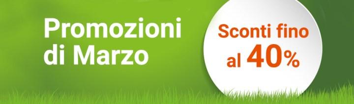 promozioni marzo prodotti bio