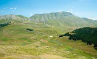 Alte vedute, Monte Lieto e fioritura di Castelluccio