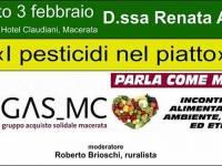 I Pesticidi nel Piatto  – Incontri su Alimentazione, Ambiente, Salute ed Etica.