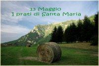 I prati di Santa Maria, escursione al cospetto del Monte Vettore