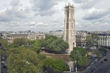 Square St-Jacques (c) Mairie de Paris - Marc Verhille