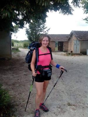 Fin juillet, Emmanuelle s'élance pour 29 jours de marche, de rencontres... © Emmanu'Ailes