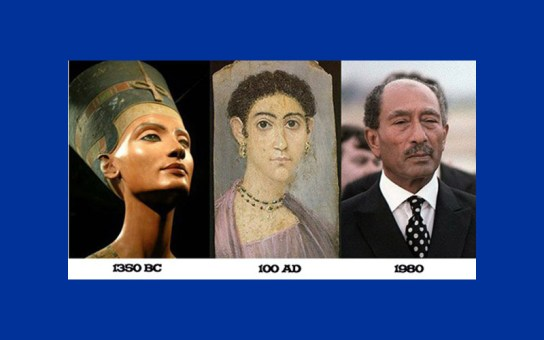 DNA and Ancient White Egypt