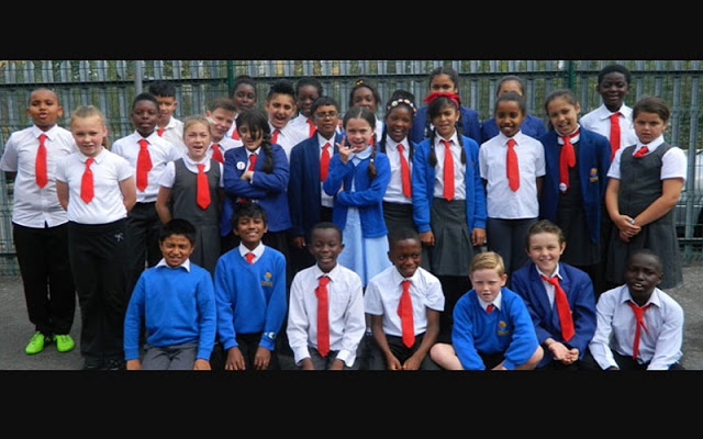 Nonwhites Majority of UK School Population within 20 Years
