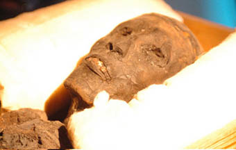 Ancient White Egypt: