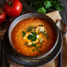Harira, sopa marroquí