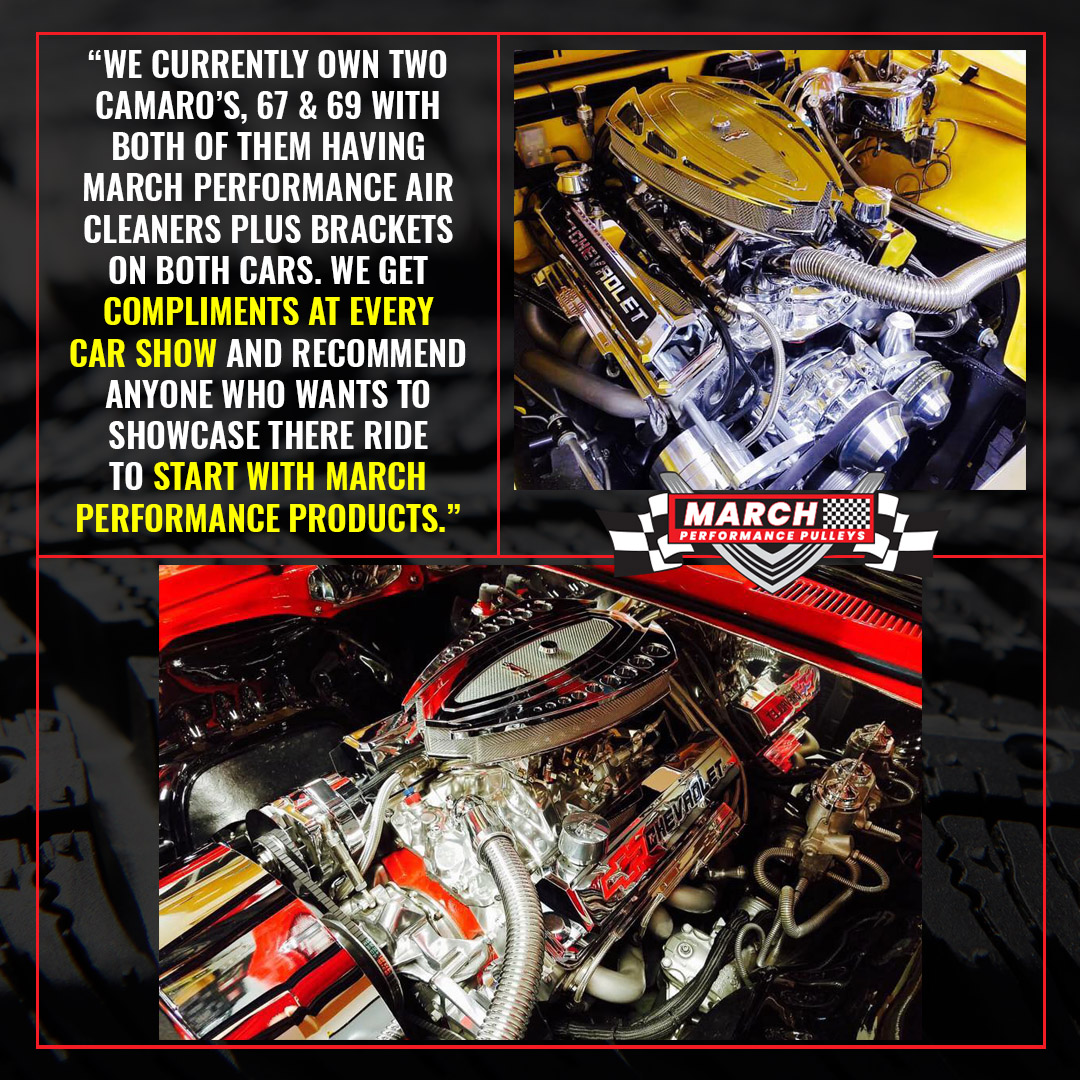 hight resolution of march peformance facebook ad testimonial