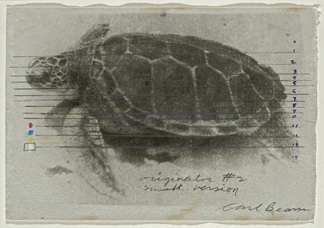 Originator No. 2, Carl Beam