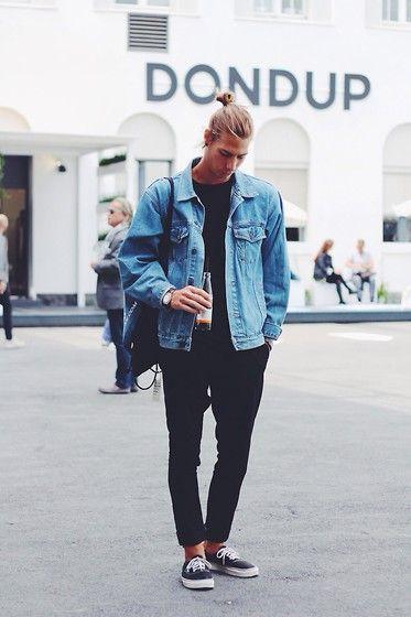 como usar jaqueta jeans 4