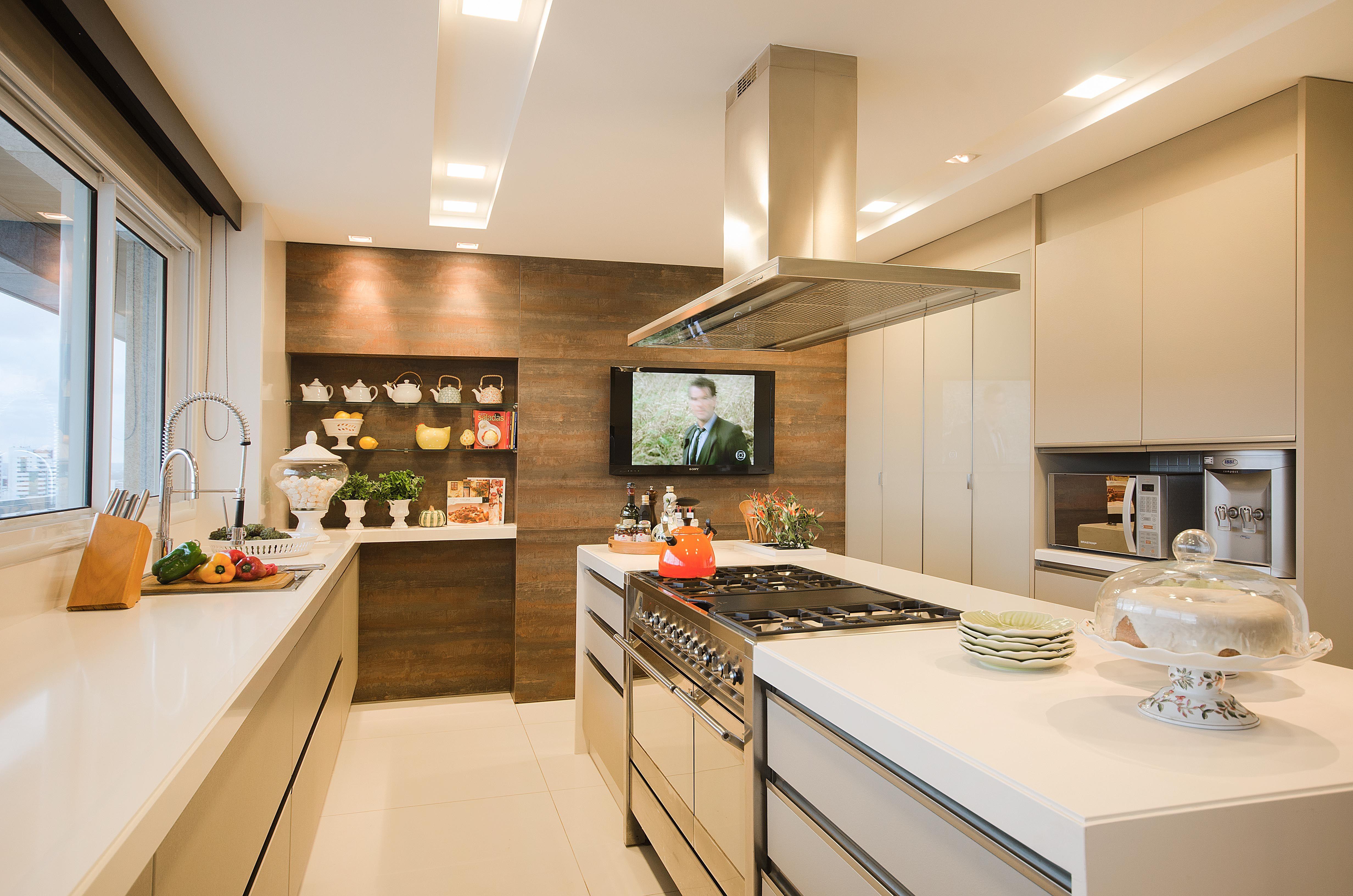 Cozinhas com ilha  marcia nejaim