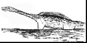 El Monstruo del Loch Ness. Los primos de Nessie (2