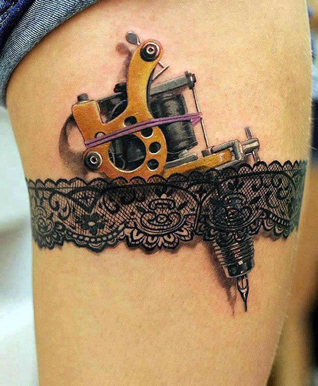 Te Gustan Los Tatuajes Entra Info En Taringa