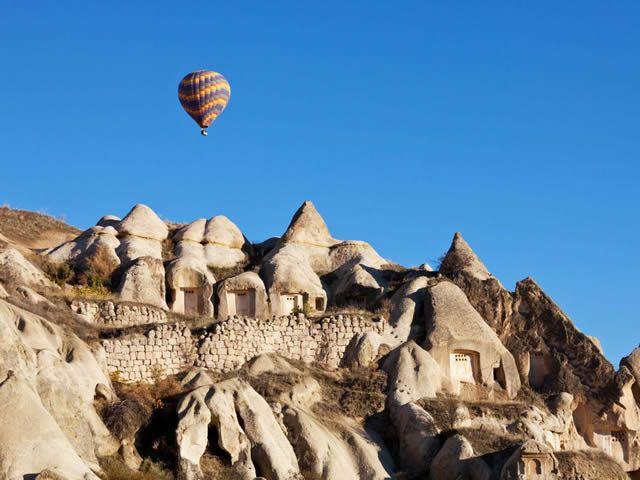Valle de Capadocia