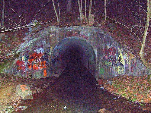 Túnel Sensabaugh entrada