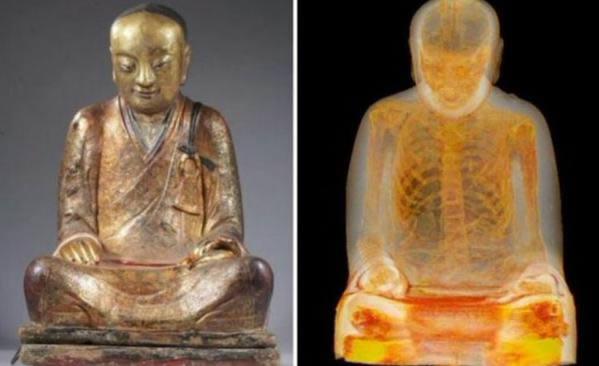 momia estatua china (2)