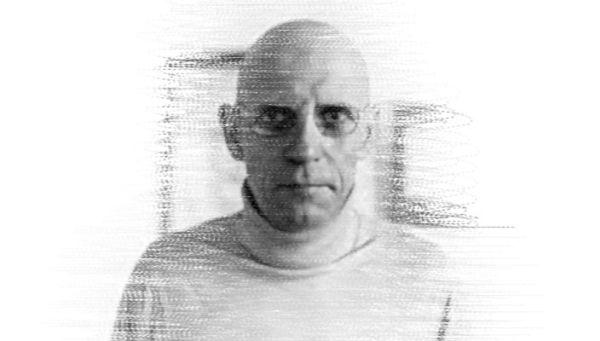 Michel Foucault c