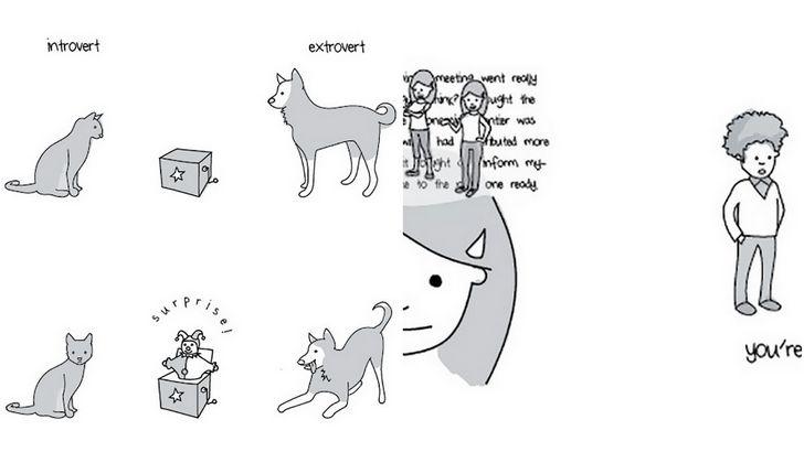 portada introvertidos vs extrovertidos