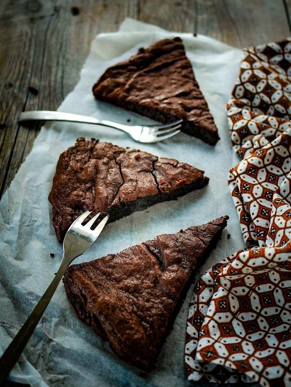 Les Recettes De Julie Andrieu : recettes, julie, andrieu, Moelleux, Chocolat, Recette, Facile, Gâteau