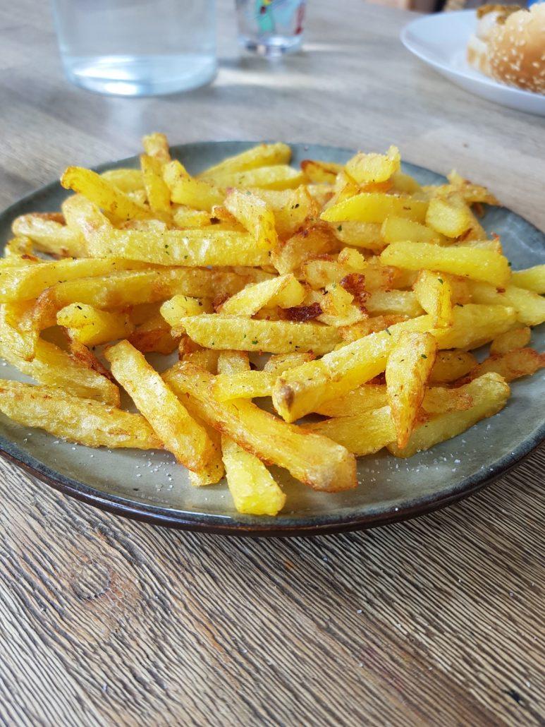 Comment Faire Des Frites Croustillantes : comment, faire, frites, croustillantes, Frites, Maison, Secret, Bonnes, Croustillantes