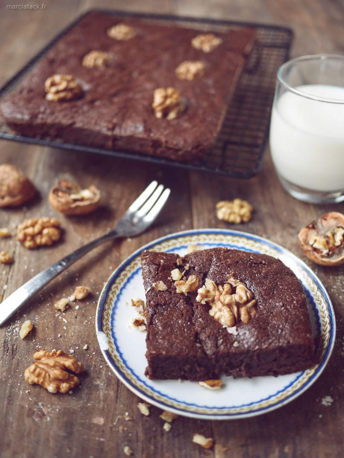 Brownie De Cyril Lignac : brownie, cyril, lignac, Brownie, Cyril, Lignac, Recette, Chocolat