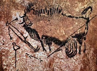 A virtual visit to the Lascaux Cave (2/5)