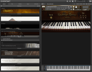 Adam Monroe Music Austrian Grand Piano 4,78 GB ( Piano ) ( 64 Bits )