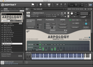 Arpology Sample Logic 5,4 GB ( Synth Arpejador ) ( 32 Bits )