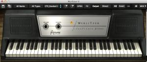 Arturia Wurlitzer V 387,4 MB