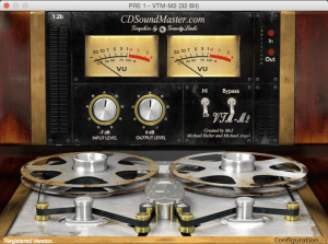 CD Sound Master Vintage Tape Machine