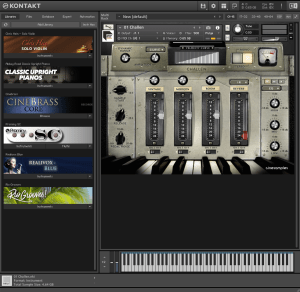 Cinesamples Abbey Road Classic Upright Pianos 16,19 GB ( Piano ) ( 32 Bits )