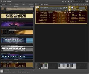 Cmusic Productions Saxband 3,34 GB ( Sax ) ( 32 Bits )