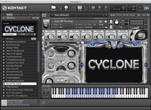 Cyclone 2,68 GB ( Synth ) ( 32 Bits )