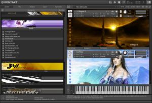 Dreamland II 138,4 MB ( Flauta, Efeitos )