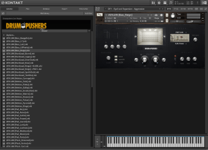 Drumpushers.Com Asylum 1,68 Gb ( Synth ) ( 32 Bits )