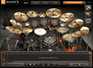 EZD2 DrumKit From Hell 589,7 MB