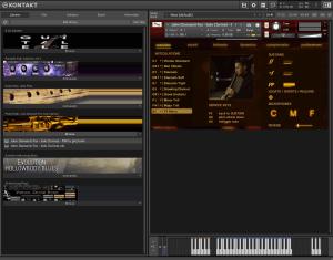 Fluffy Audio John Diamanti Fox Solo Clarinet 7,02 GB ( Flautas ) ( 64 Bits )