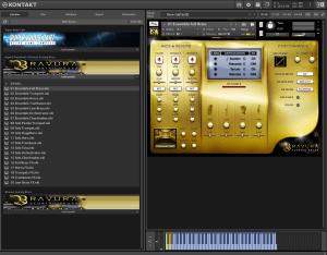 Impact Soundworks Bravura Scoring Brass 27,3 GB ( Brass ) ( 64 Bits )