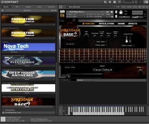 Impact Soundworks Shreddage Bass 2 4,59 GB ( Bass ) ( 64 Bits )