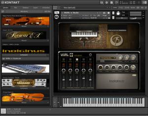 Indiginus - WURL-e Studio 791,7 MB ( Wurlitizer) ( 64 Bits )