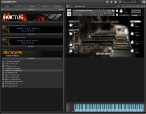 Keyscape Full 8,92 GB ( Pianos ) ( 64 BIts )