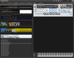Korg M3 Acoustic e Electric Pianos 546,8 MB ( Teclado ) ( 64 Bits )